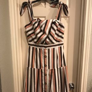 NWT Gianni Bini multi color dress.